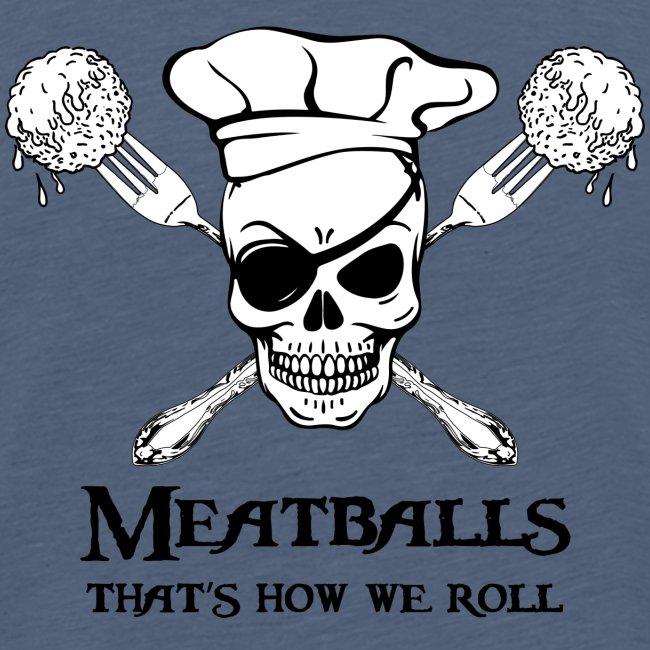 Meatballs - tinte chiare
