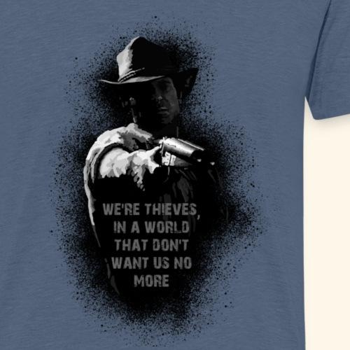 Black morgan - T-shirt Premium Ado