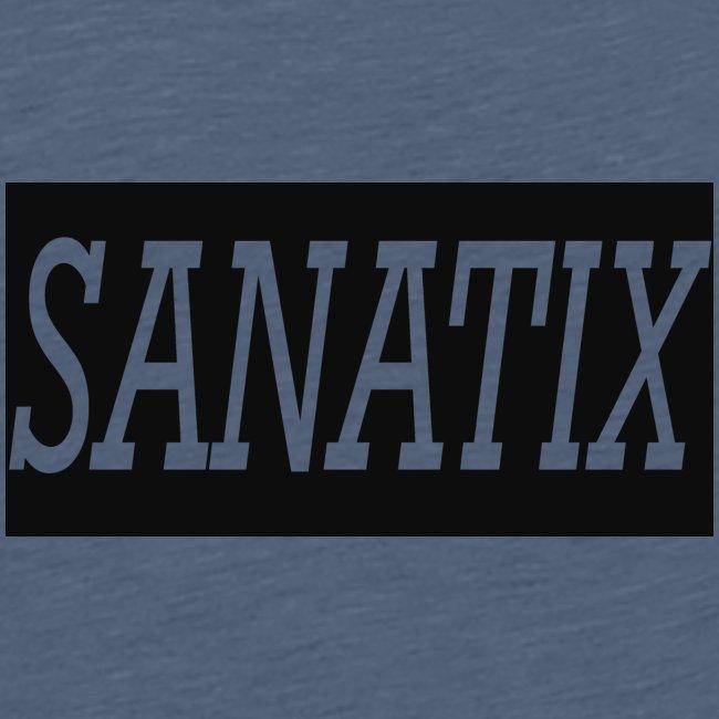 Sanatix logo merch
