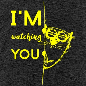 watching you - Teenager premium T-shirt