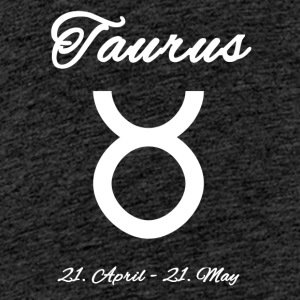 Bull Taurus - Teenage Premium T-Shirt