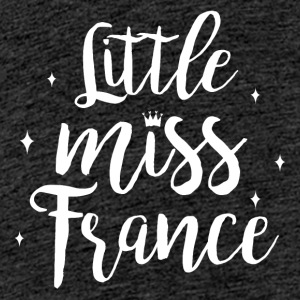 Little Miss France - Teenage Premium T-Shirt