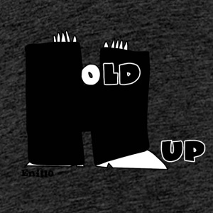 Enillo Hold Up Grafik & Typographie - Teenager Premium T-Shirt