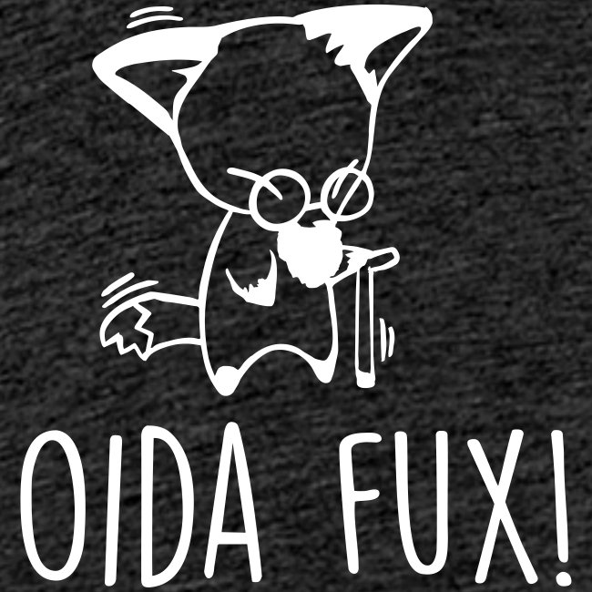 Oida Fux - Teenager Premium T-Shirt