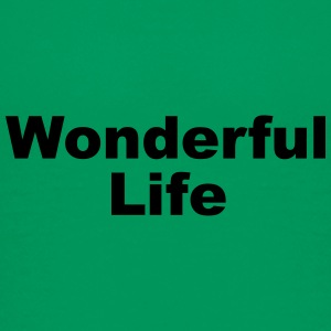 WonderfulLife - Premium-T-shirt tonåring