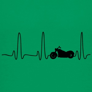 EKG HERLINIE BIKE black - Teenage Premium T-Shirt
