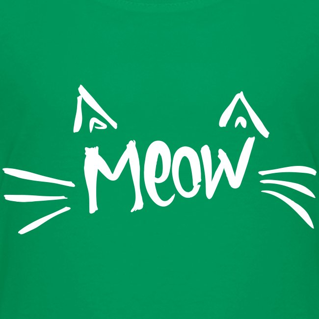 Vorschau: meow2 - Teenager Premium T-Shirt