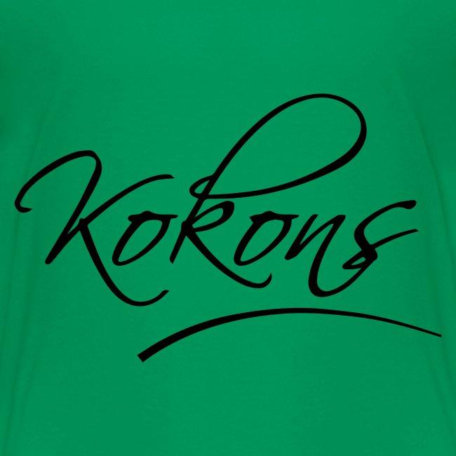 Kokons kids t shirt