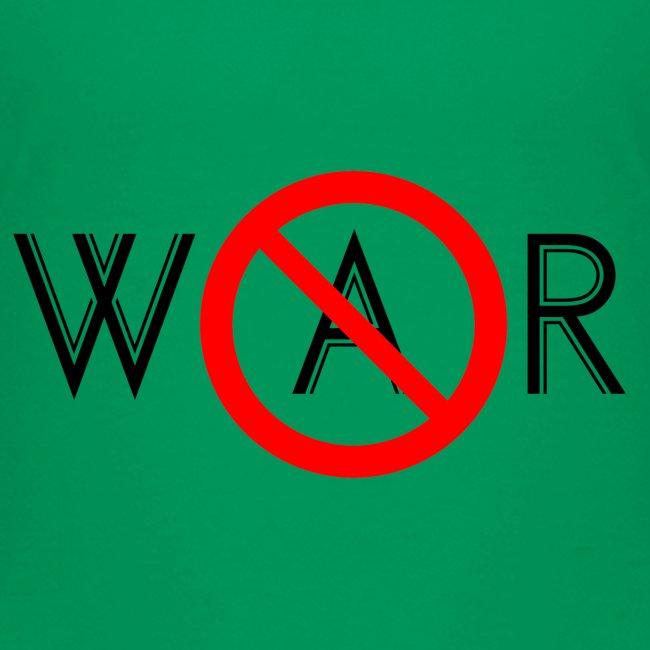 TIAN GREEN - No War