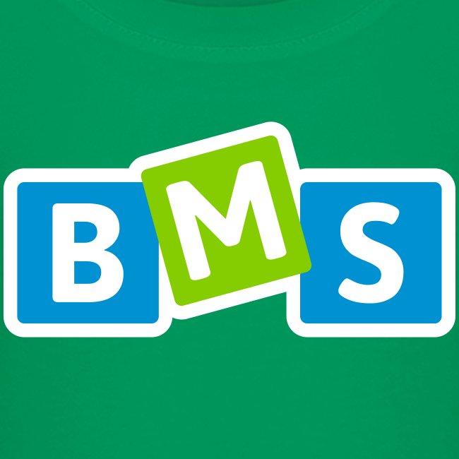 BMS origineel 3kleur outline