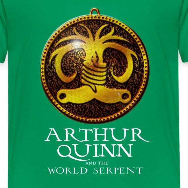 Arthur Quinn T shirt