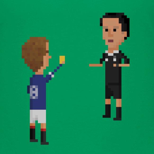 Referee boked