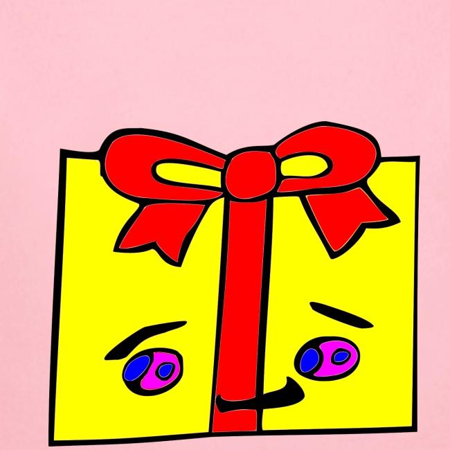 geschenk bunt