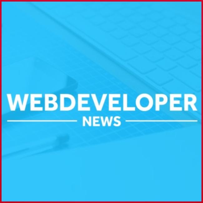 Web developer News