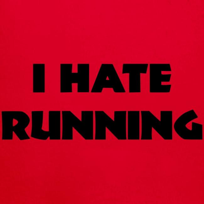 Ik haat rennen 001