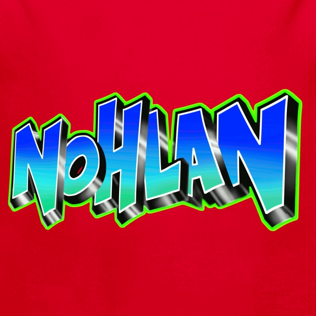GRAFFITI NOHLAN PRINT ON EVERYTHING-