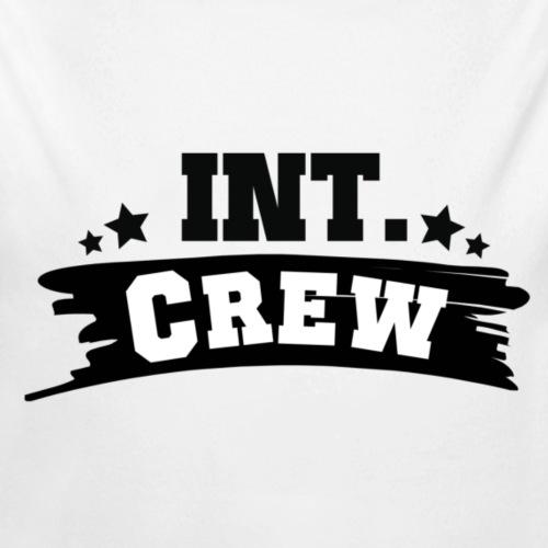 International Crew T-Shirt Design by Lattapon - Langærmet babybody, økologisk bomuld