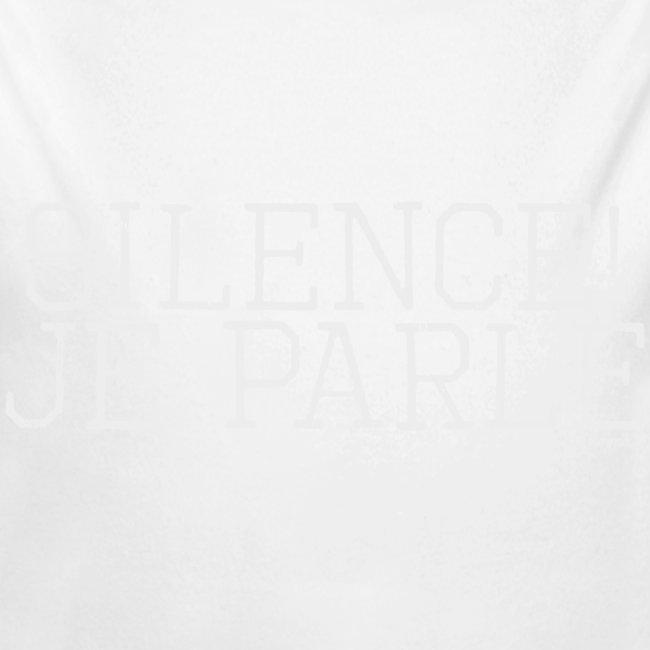 Silence je parle ! (F)