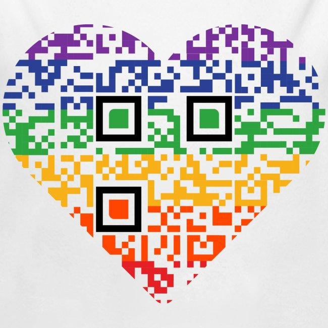 Love is Love   QR-Code   Pride