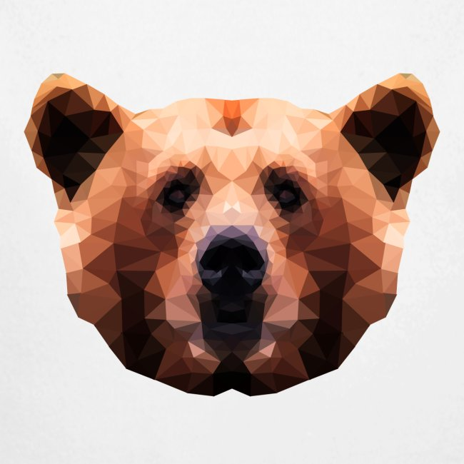 Low-Poly Bear