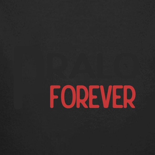 pralo forever noir et rouge