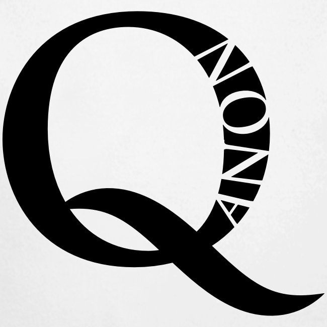 Q Anon Q-Anon Original Logo