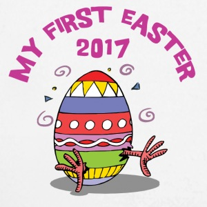 Easter My First Easter 2017 - Longlseeve Baby Bodysuit