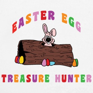 Easter Egg Treasure Hunter - Body ecologico per neonato a manica lunga