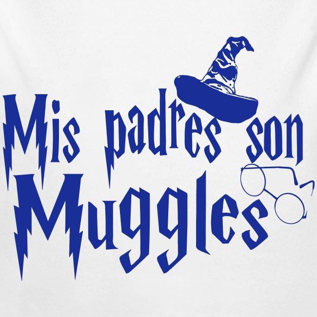 Mis padres son Muggles