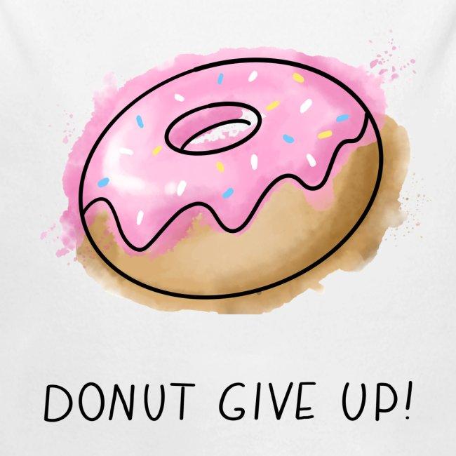 Fruit Puns n°1 Donut give up