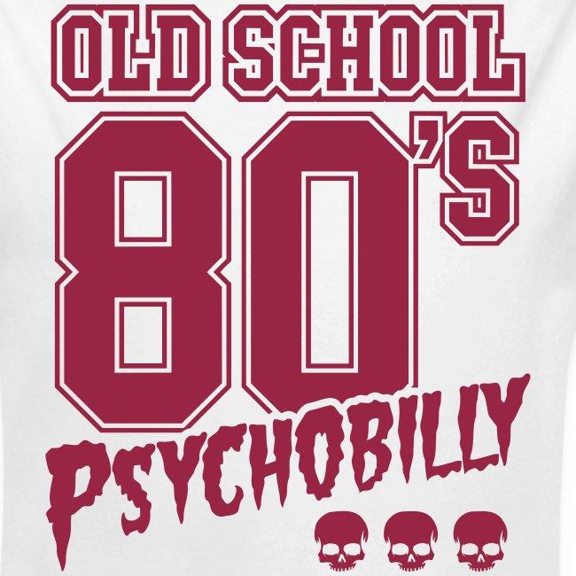 old school jacket psycho