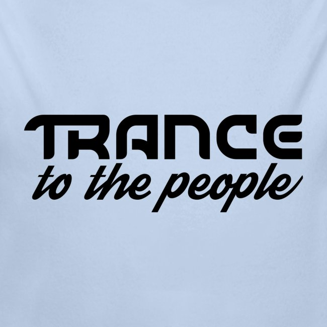 Trance to the People Sort Logo