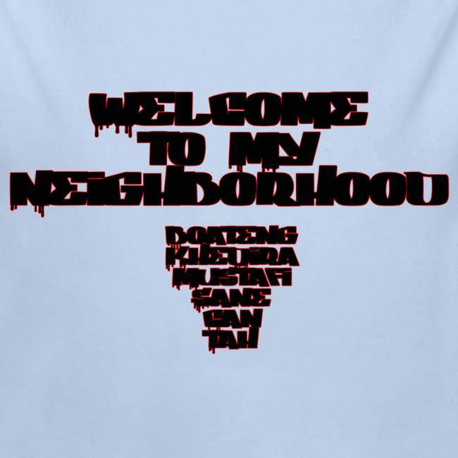 MyNeighborhood
