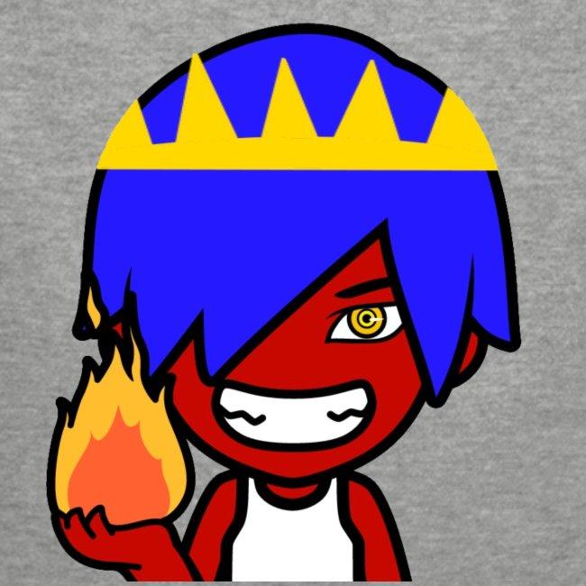 HeroCraftZ Holder en flamme