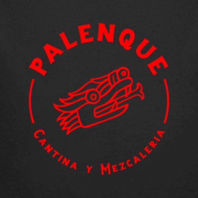 Tête de serpent rouge de Palenque