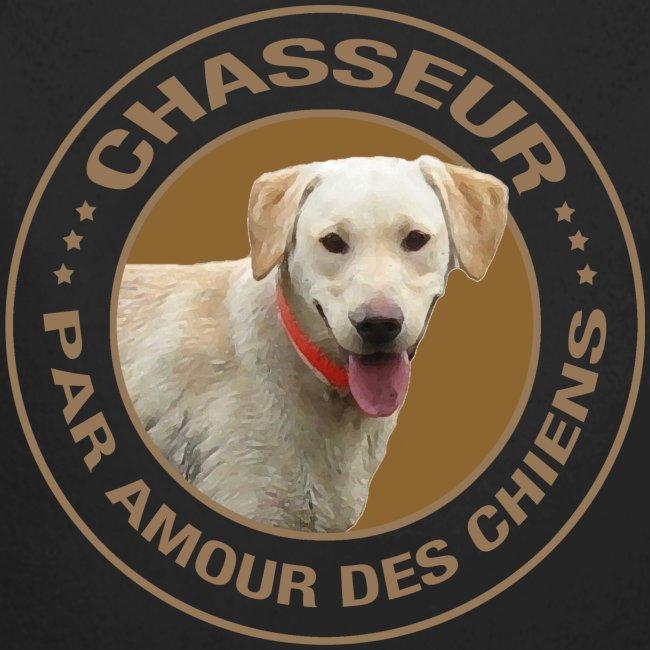Chasseur par amour des chiens !