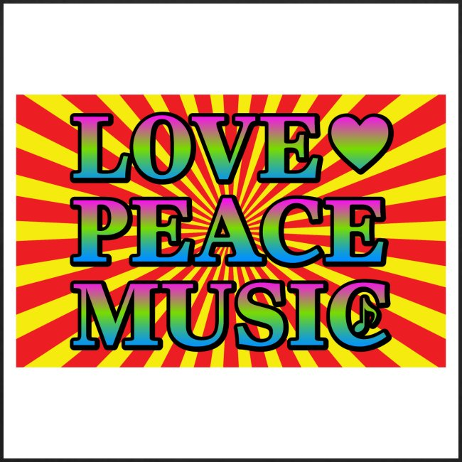 Love Peace Music