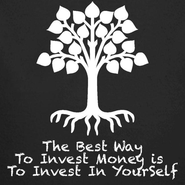 Printed T-Shirt Tree Best Way Invest Money