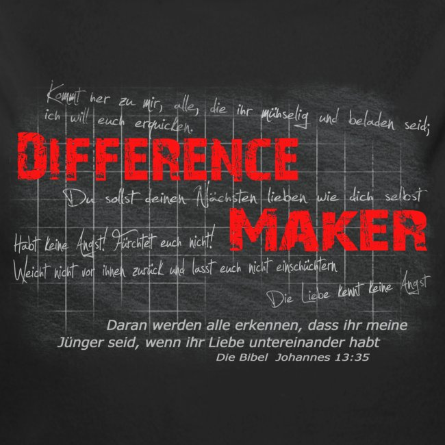 Difference Maker hell