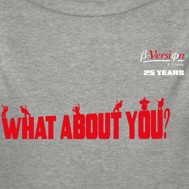 what about you red 25 years
