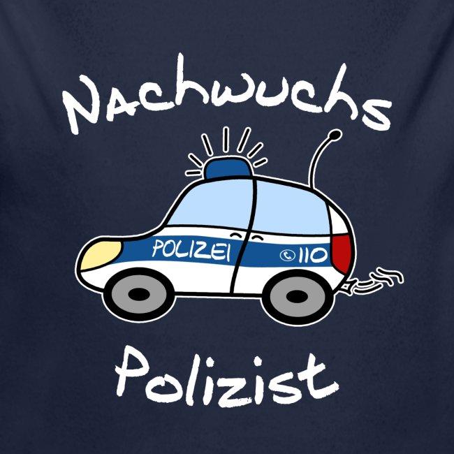 nachwuchs polizist weiss