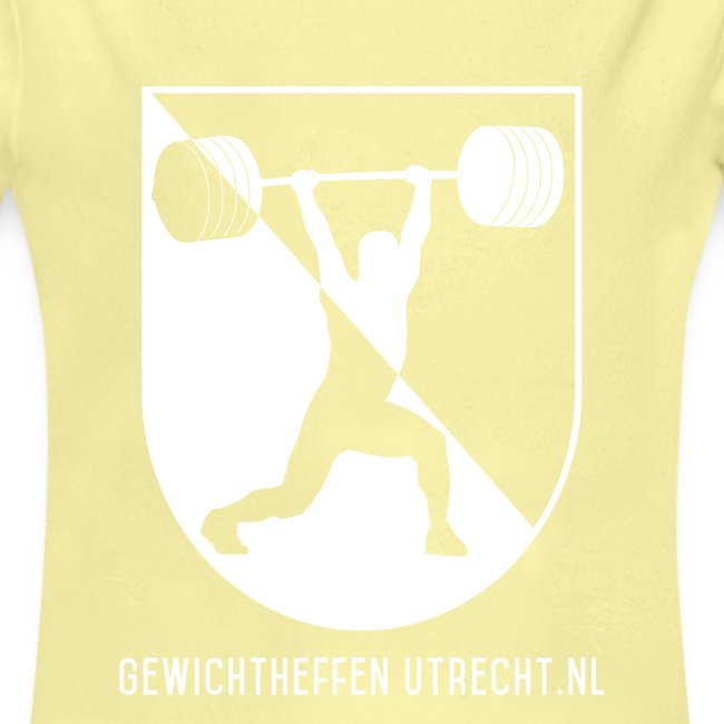 Gewichtheffen Utrecht Logo Trui