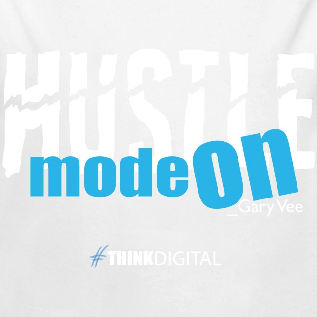 HUSTLE mode on. Gary Vee