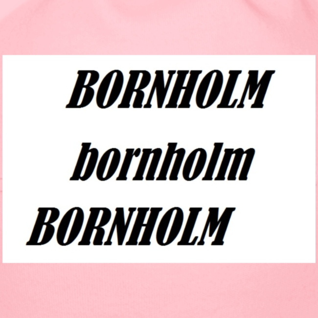 Bornholm Bornholm Bornholm