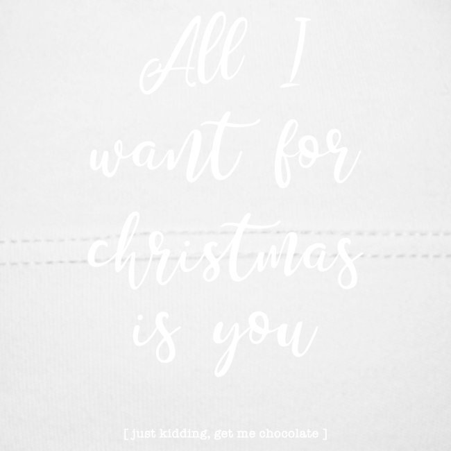 All I want_