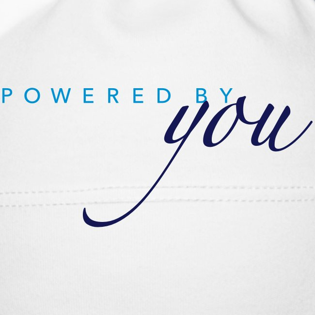 Powered By You Basketbal Shirt