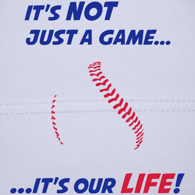 Baseball is our life