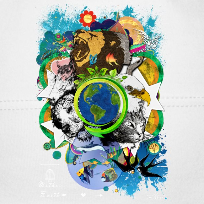 Mother Earth -by- T-shirt chic et choc