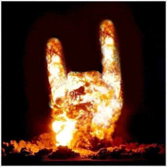 fingers bomb