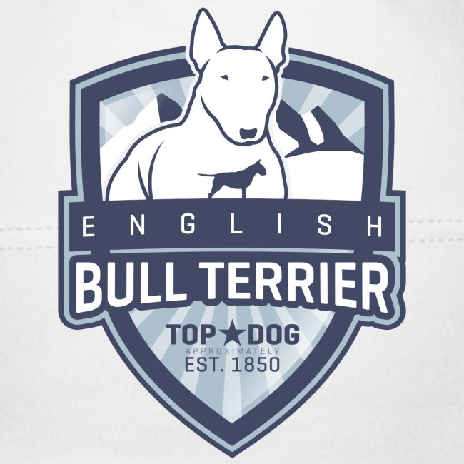 English Bull Terrier Mountains